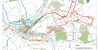 2015 Pittsburgh Marathon Route Maps - May 1-3, 2015