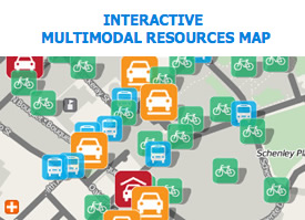 Multimodal Resource Map