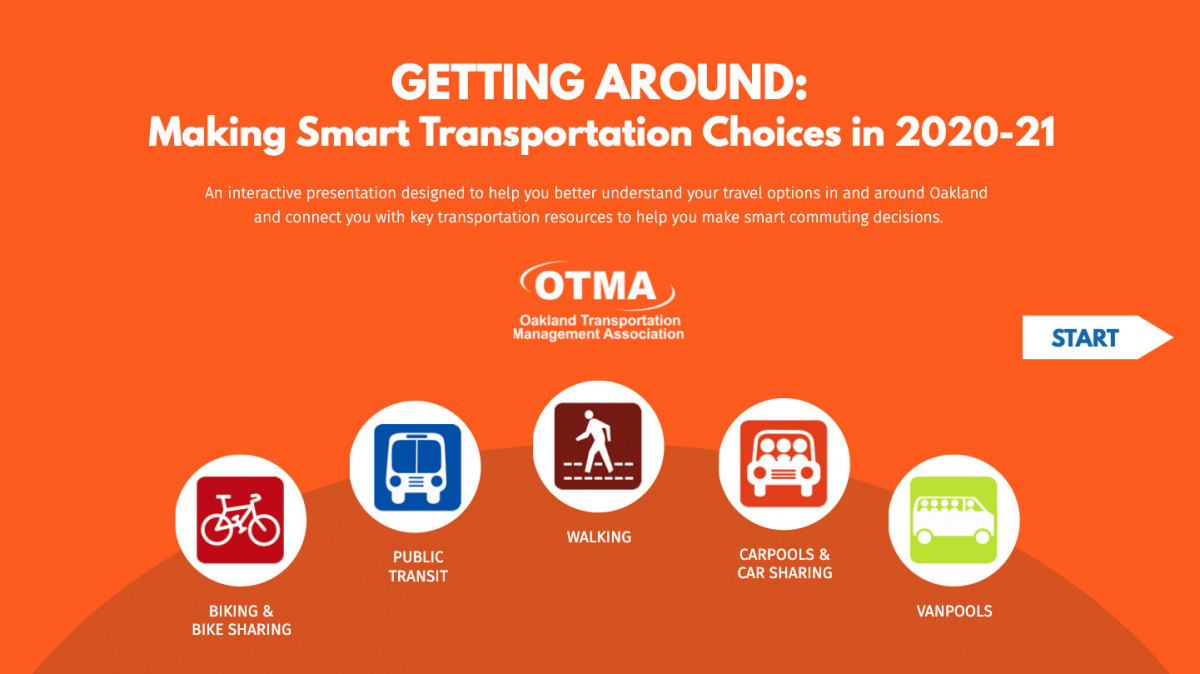 Making Smart Transportation Choices in 2021